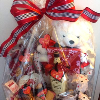 Custom Valentine Basket Request