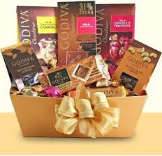 Godiva Assortment ~ $85
