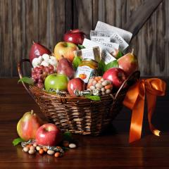 Fruit basket ~ $75