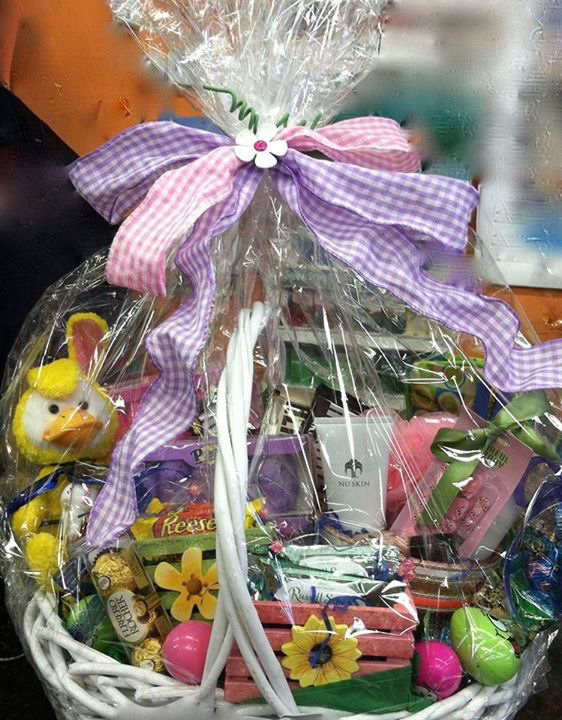 My Fair Lady Gift Basket