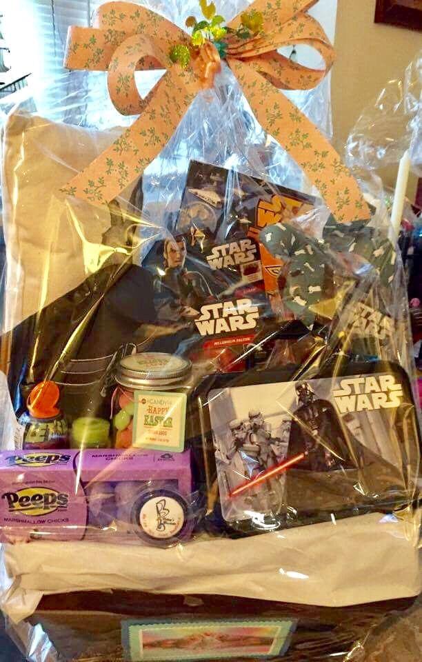 Star Wars & Star Wars | Betsys Baskets